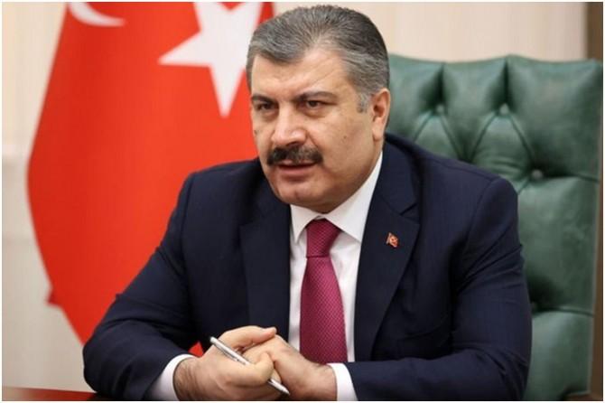 Sağlık Bakanı Koca, Coronavirus'ten 29 vatandaşın hayatını kaybettiğini açıkladı