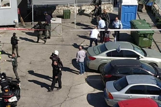 Siyonist işgal rejimi Kudüs'te Filistinli genci vurdu