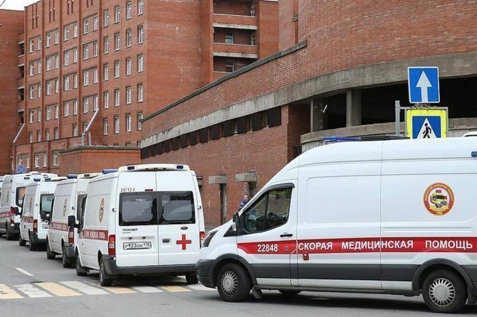 Russia's death toll from coronavirus rises to 3,807