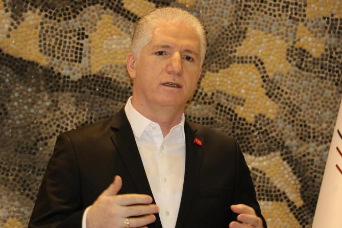 """Gaziantep Valisi Gül: """"Paylaşılan vaka sayıları doğru değil"""""""