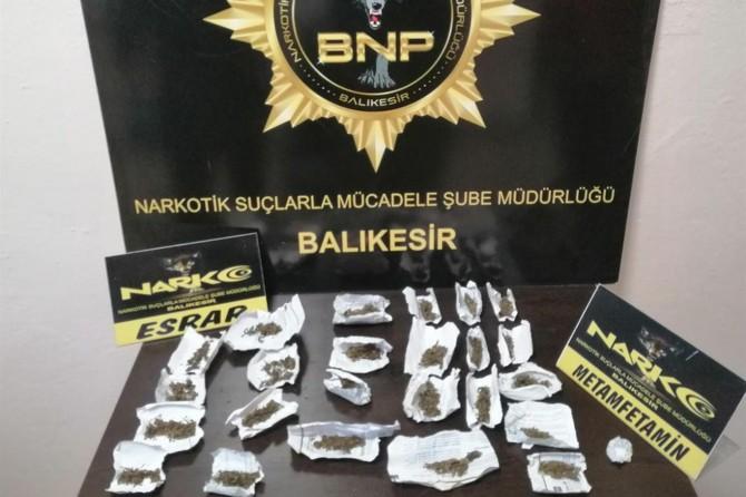 Uyuşturucu operasyonunda 12 şüpheli yakalandı
