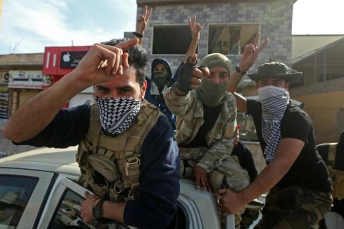 Rûsya 450 şervanên ku li Sûrîyê hatin perwerdekirin şand Lîbyayê