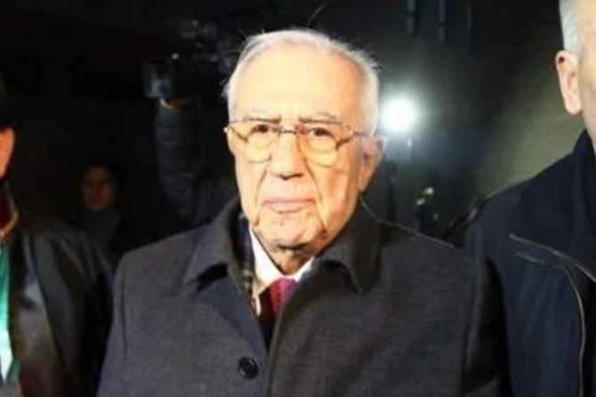 Eski Genelkurmay Başkanı Karadayı öldü