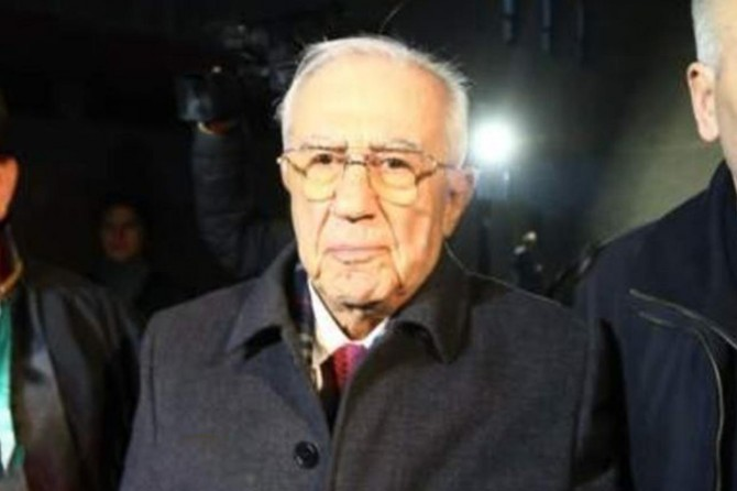 Îsmaîl Karadayiyê serokê berê yê sererkanîyê mir