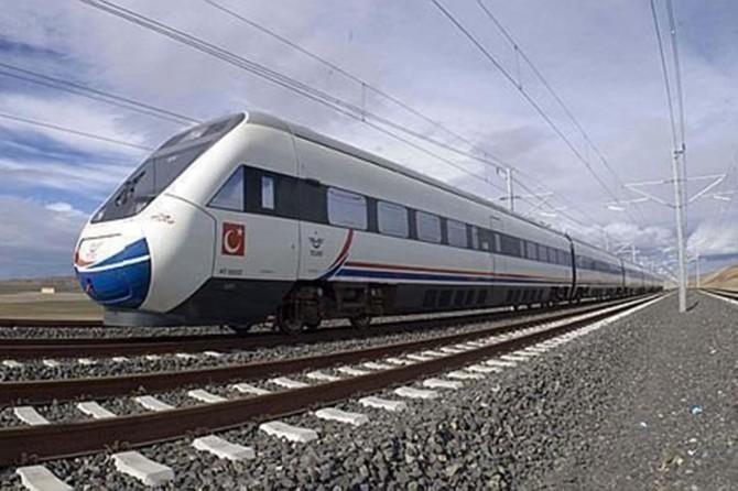 Yüksek Hızlı Tren seferleri 28 Mayıs Perşembe günü başlıyor