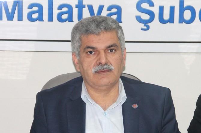 """Diyanet-Sen Malatya Şube Başkanı Engin'den """"Ayasofya ibadete açılsın"""" talebi"""
