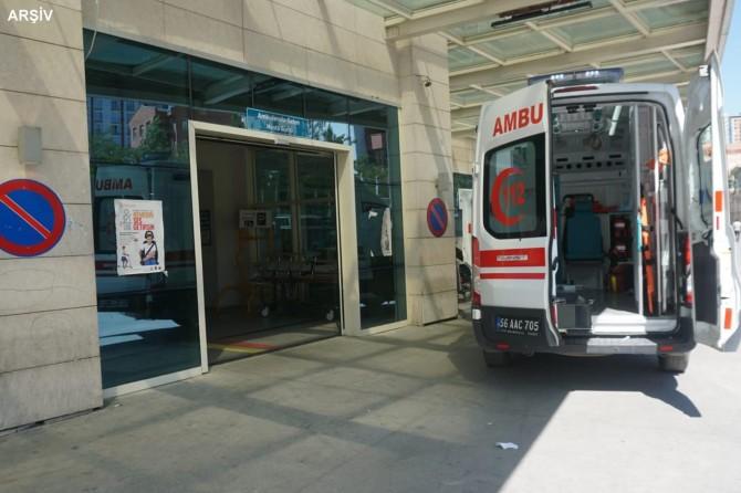 Pervari Okçular Tiri Köyünde traktör devrildi: 5 yaralı