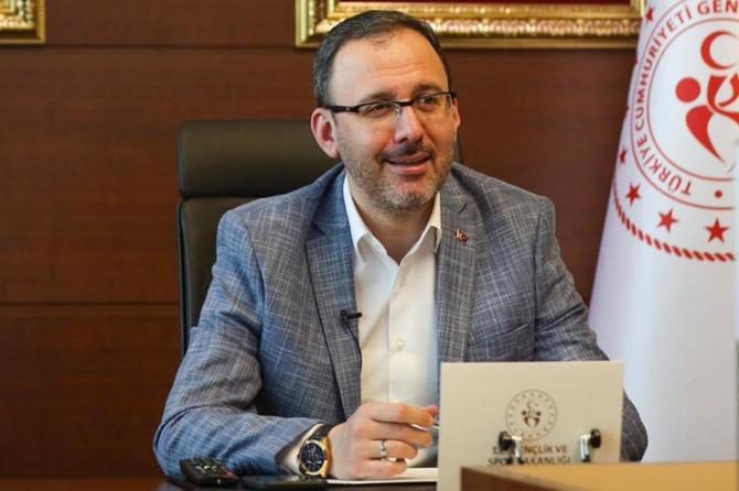 """Gençlik ve Spor Bakanı: """"Haziran ayı içerisinde spor salonlarını açmayı planlıyoruz"""""""