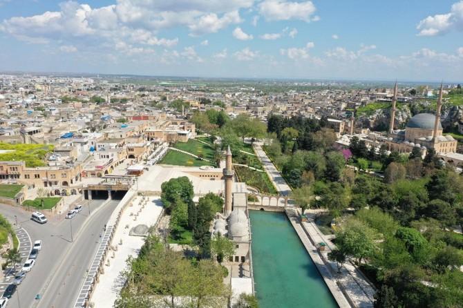 Şanlıurfa'da 8 yerleşim yeri karantinaya alındı