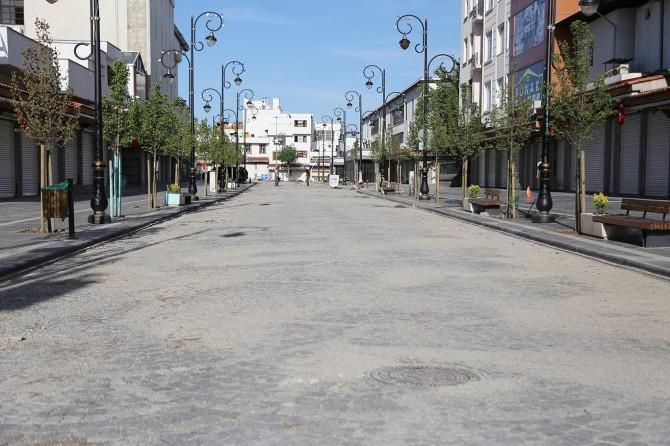 Diyarbakır'da onarımı tamamlanan Melik Ahmet Caddesi, 29 Mayıs'ta açılıyor