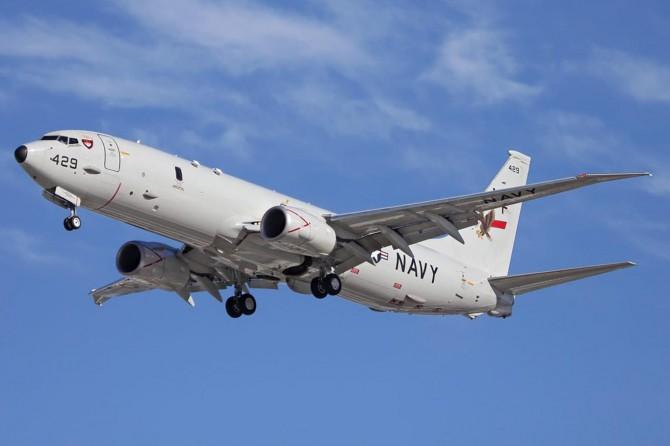ABD: Rusya'ya ait uçaklar Doğu Akdeniz üzerinde ABD'ye ait uçağı taciz etti