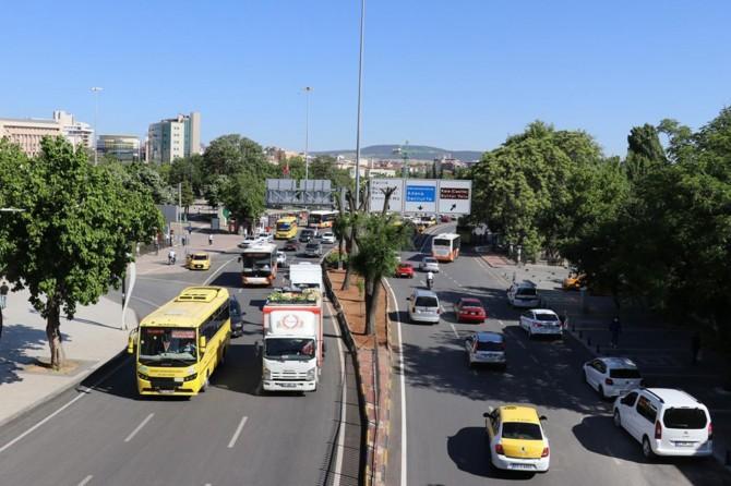 Gaziantep'te sokağa çıkma yasağının ardından hareketlilik başladı