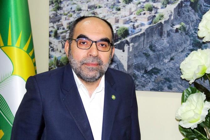 """Aktaş: """"Diyarbekir'in Fethi belki Mekke'nin fethi kadar önemlidir"""""""