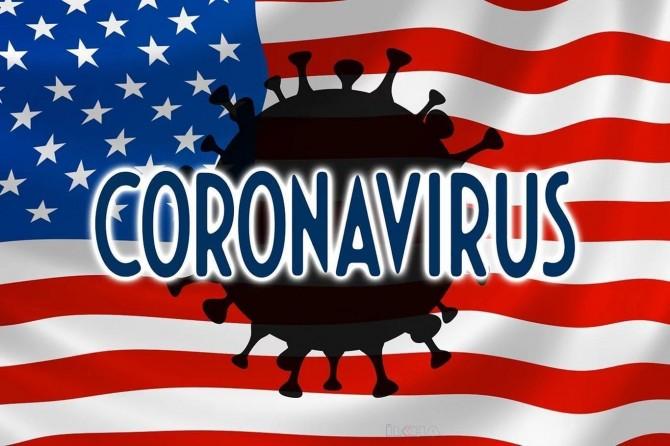 ABD'de son 24 saatte Covid-19 nedeni ile 839 kişi daha hayatını kaybetti