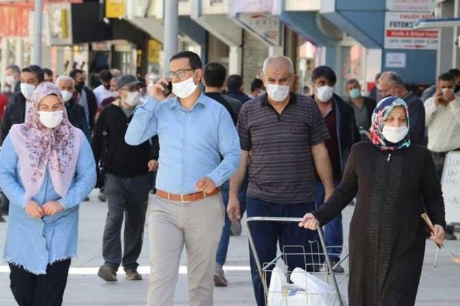 Gaziantep Valisi Davut Gül'den maske uyarısı