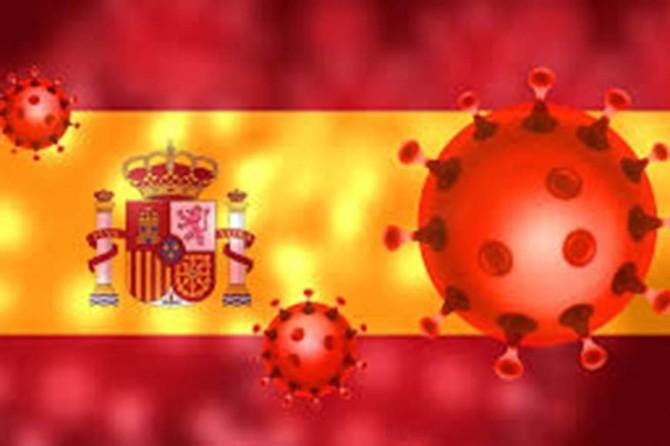 Li Îspanyayê hejmara kesên ku ji ber Coronavîrusê mirin derket 27 hezar û 118 kesî
