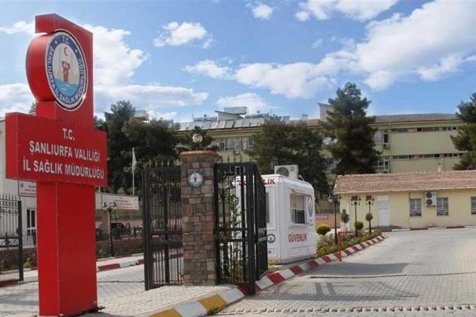 Şanlıurfa İl Sağlık Müdürlüğü: Ekipman sıkıntımız yok
