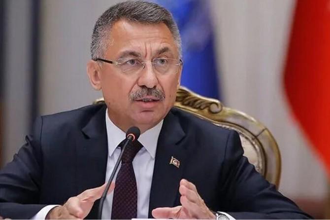 """Cumhurbaşkanı Yardımcısı Oktay: """"DSÖ yeniden yapılandırılmalı"""""""