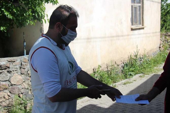 IHO-EBRAR Elazığ'da hayır çalışmalarına devam ediyor