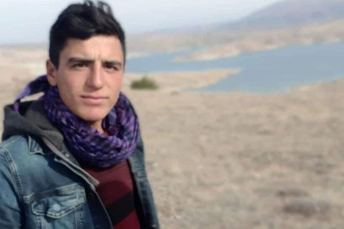 Kayseri'de çobanlık yapan Siverekli genç yıldırım çarpması sonucu hayatını kaybetti
