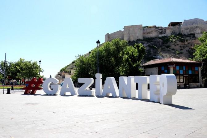 Sokağa çıkma yasağının ilk gününde Gaziantep'te sessizlik hâkim