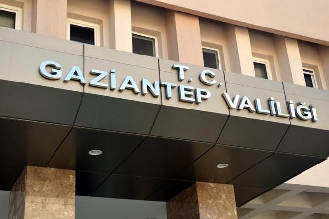 Gaziantep Valiliği: Üst aramasına izin vermeyen genç gözaltına alındı