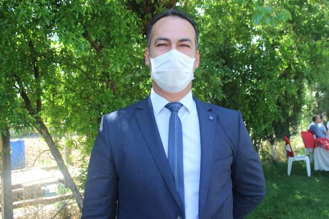 """DÜSOİŞ Adıyaman İl Başkanı Üzümcü: """"Sektörümüz zor günler yaşıyor"""""""
