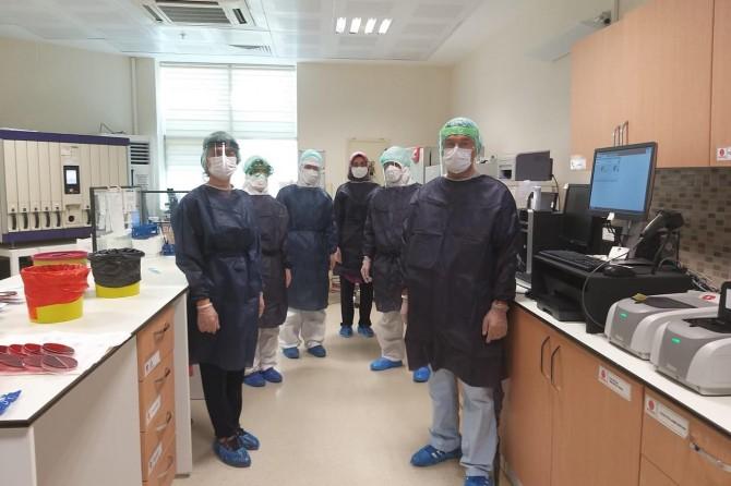 Şanlıurfa'da günde 500 Coronavirus testi yapılabilecek