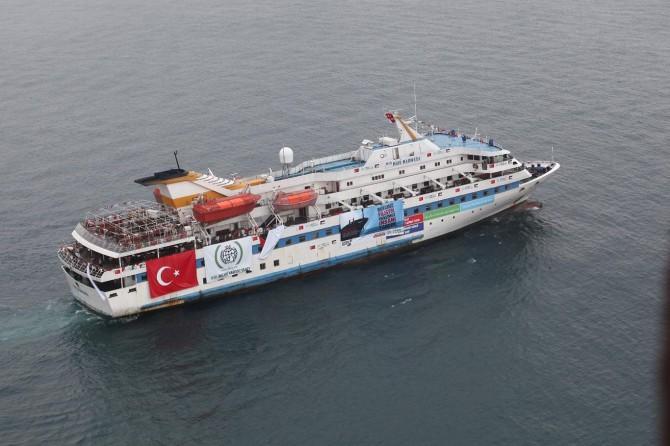 """Mavi Marmara Aktivisti Atila: """"Siyonistler, Mavi Marmara'yı unutturmak istiyor"""""""