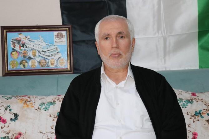 Mavi Marmara Gazisi: En büyük cihad ve ibadet Kudüs yolunda mücadele etmektir