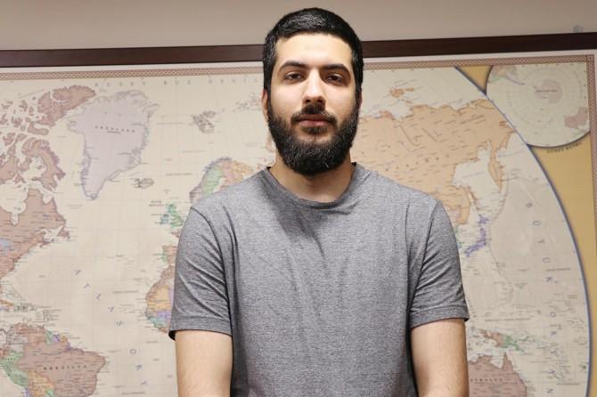 Şehit Cengiz Akyüz'ün oğlu Furkan Akyüz: Babamın gündeminde hep Filistin ve Gazze vardı