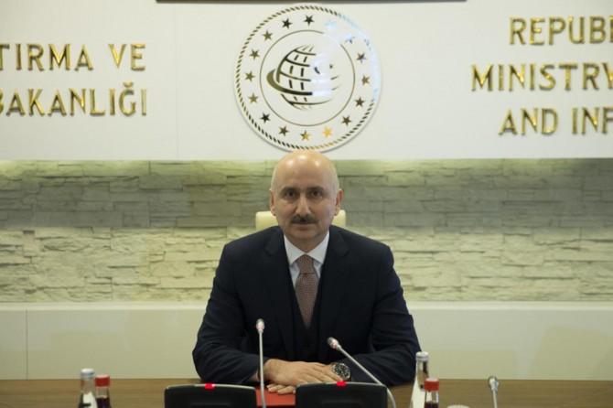 """Bakan Karaismailoğlu: """"Denizcilikte normalleşme başlıyor"""""""