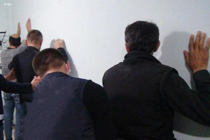 Mardin'de kumar operasyonu: 25 kişiye 112 bin 525 lira ceza verildi