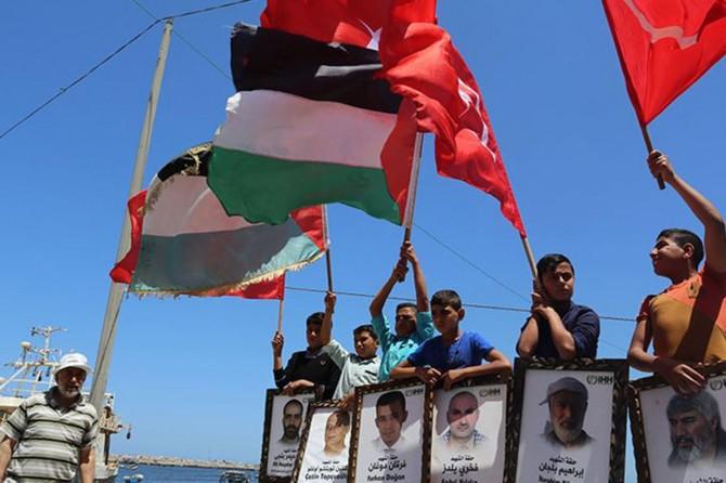 Mavi Marmara katliamının 10. yıl dönümünde, Hamas'tan Çağrı