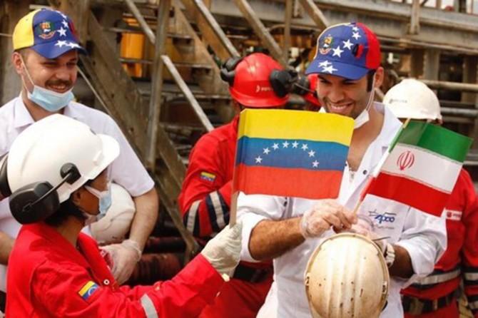 İran: Venezuela ile petrol iş birliğimiz devam edecek