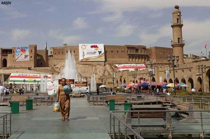 Irak Kürdistan Bölgesel Yönetimi'nden 6 günlük sokağa çıkma yasağı
