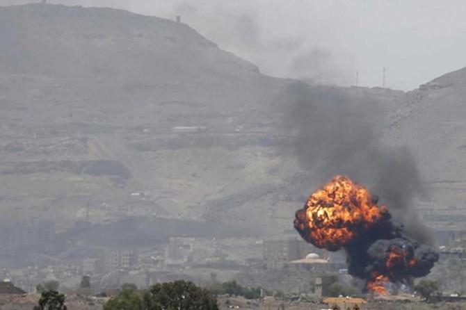 Suudi koalisyon güçleri Yemen'de sivilleri katletmeye devam ediyor