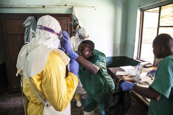 Kongo'da 11'inci Ebola salgını baş gösterdi