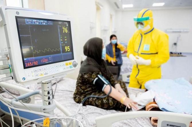 Süleymaniye'de 12 sağlık çalışanı Covid-19'a yakalandı