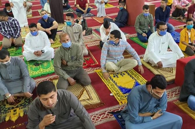 Gazze'de 3 Haziran'dan itibaren camiler ibadete açılıyor
