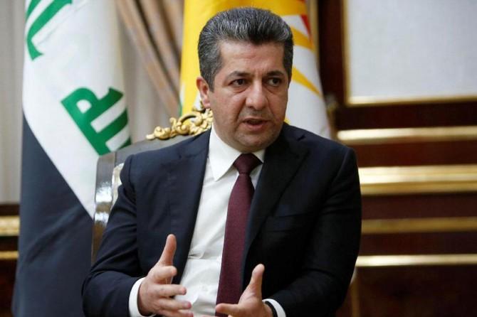 Mesrur Barzani'den sokağa çıkma yasağı açıklaması
