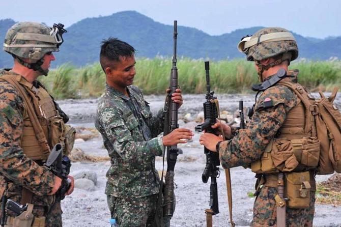 Filipinler VFA anlaşmasına geri dönüyor: Hedef İslami yapılar mı?