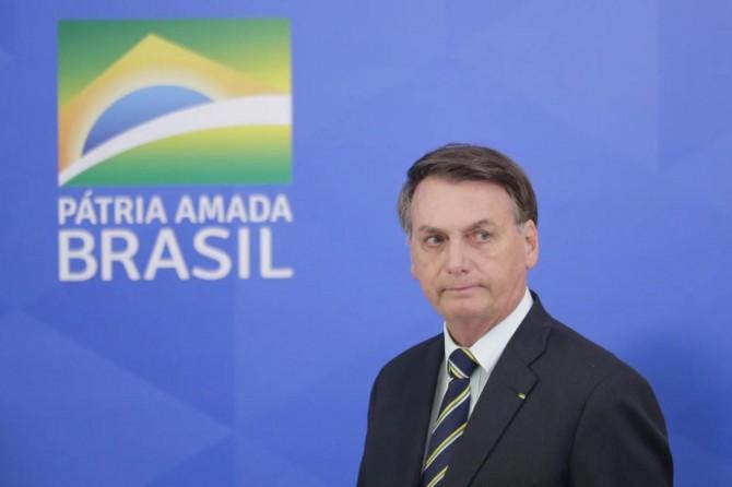 Hackerlar Brezilya Devlet Başkanı Bolsonaro'nun verilerini sızdırdı