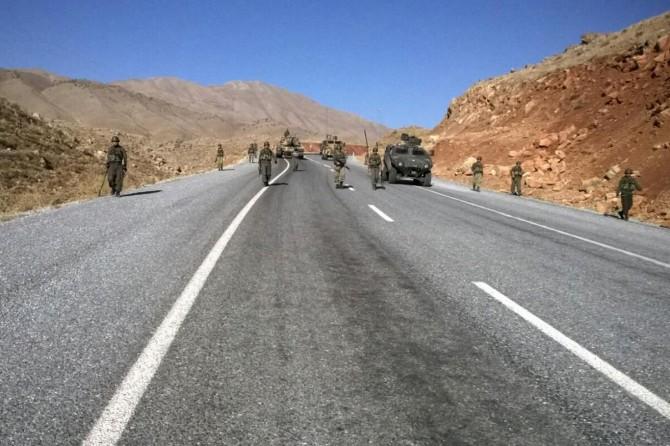 Bitlis'te bazı köy ve mezralarda sokağa çıkma yasağı ilan edildi