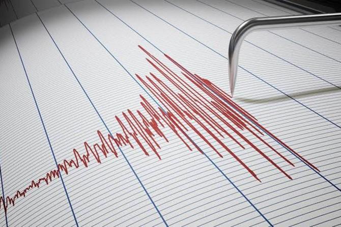 A 4.0 magnitude earthquake occurs in Mediterranean Sea