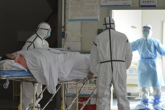 Brazil reports 1,232 deaths from coronavirus in the past 24 hours