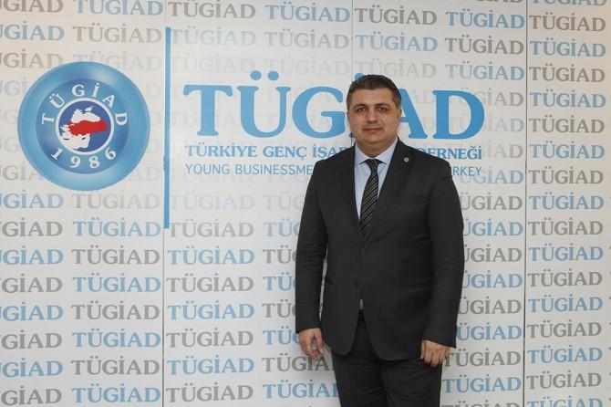 """TÜGİAD Başkanı Şohoğlu: """"Tasarruf etmeyi öğrenmemiz şart"""""""