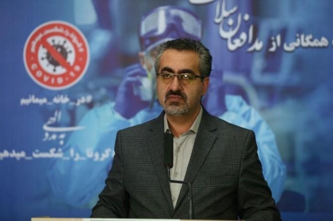 İran'dan yeni tip Coronavirus vaka sayısı 8 bin 12'ye yükseldi