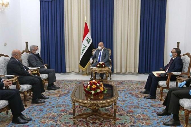 İran ve Irak enerji alanında 2 yıllık sözleşme imzaladı