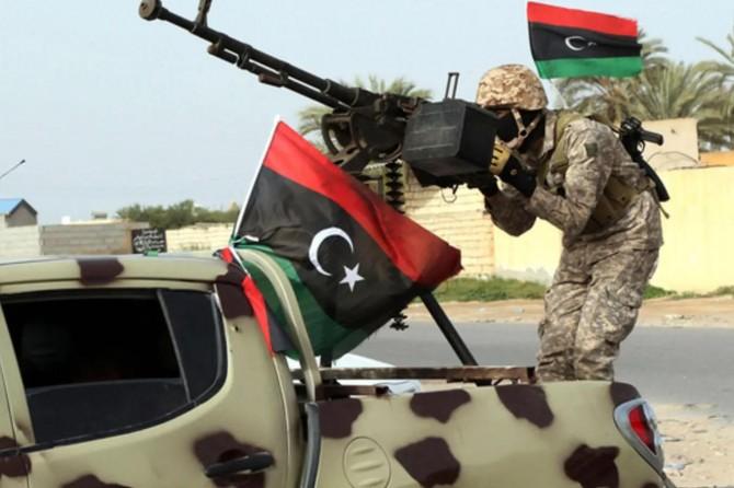 Libya ordusu, Hafter'in ele geçirdiği bölgeleri geri alıyor